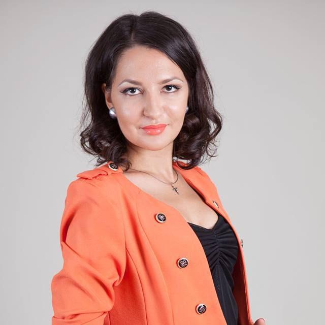 Маша Ларченко
